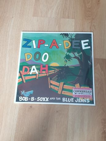 Bob-B-Soxx and The Blue Jeans - Zip-a-dee doo dah LP vinyl 180g + mp3