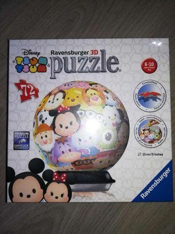 Nowe puzzle 3d