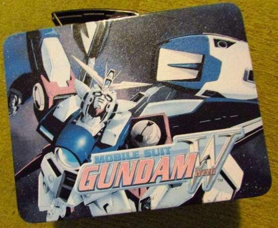 Lancheira Mobile Suite Gundam Wing