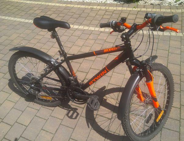 Rower dziecięcy górski  btwin RockRider 500