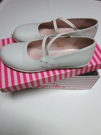 Sapato de cerimonia de criança Xritos
