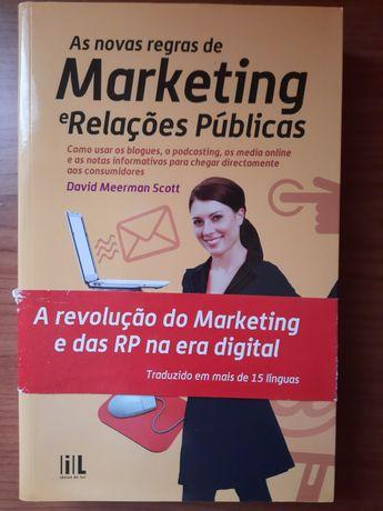 As novas regras de marketing e relações públicas
