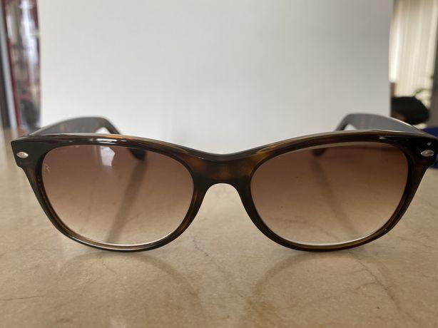 Oculos originais ray-ban (lentes graduadas)