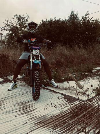 Pitbike 125cc VALOR FIXO