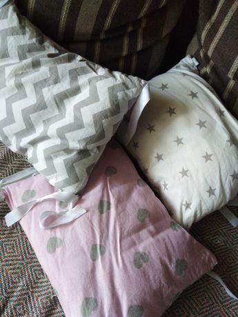 Боковинки в ліжечко