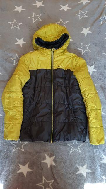 Куртка Demix 164 демисезонная зимняя на флисе
