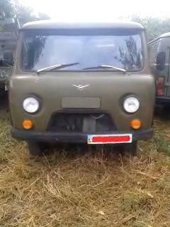 УАЗ 452 грузовий торг