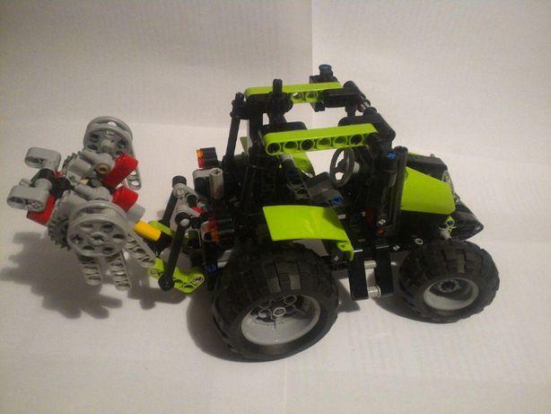 Lego 9393 Tractor/Buggy Лего 9393 Трактор/Баггі