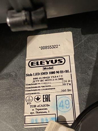 продам вытяжку ELEYUS Stels 1000 LED SMD 90 IS+BL