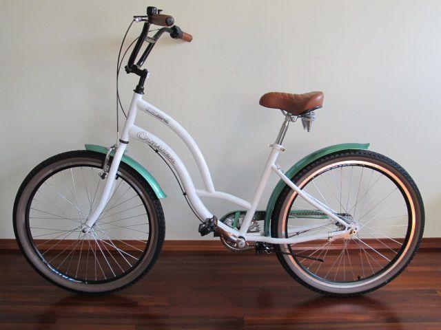 NOWY Rower Damka Cruiser NiceBike koła 26'' nowy 3 biegi