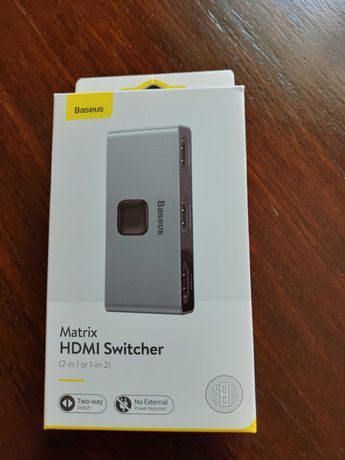 Baseus Splitter HDMI