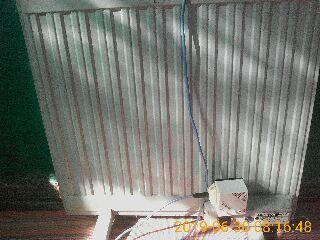 Электро радиатор масляный.600 гр.новый