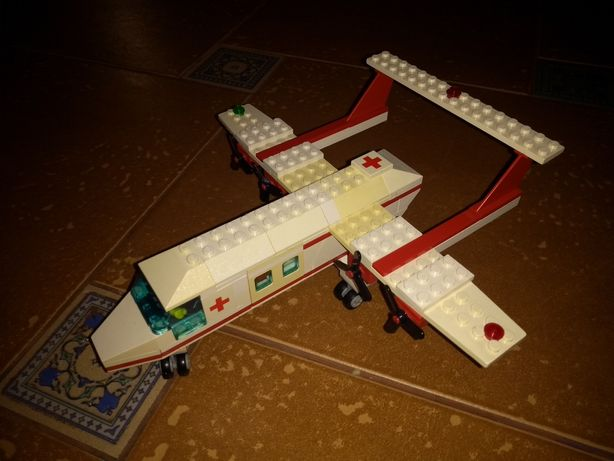 LEGO Town 6356 - Med-Star Rescue Plane