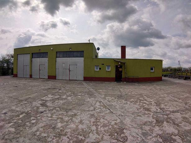 Garaże magazyny hale bud. socjalno-biurowy waga plac Włocławek koło A1