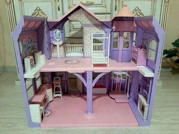 Замок-будиночок для принцеси