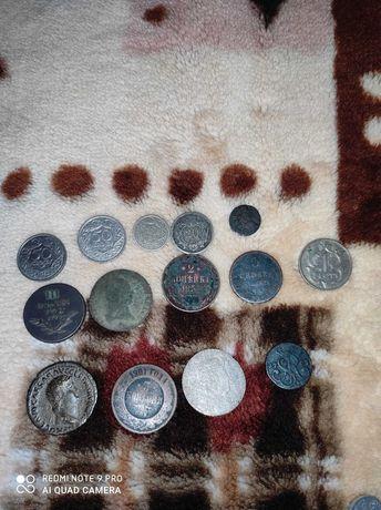 Stare monety polskie i zagraniczne