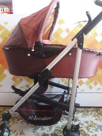 Продаж дитячого візка/люлька X-Lander.