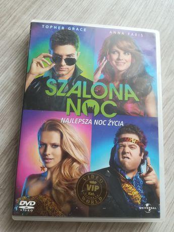 Szalona noc film DVD