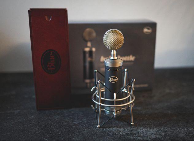 Mikrofon pojemnościowy Blue Baby Bottle SL (jak rode, neumann, mxl)