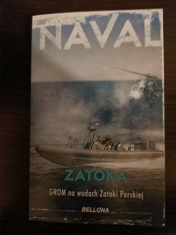 """Książka Naval'a """"Zatoka"""""""