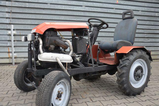 Traktorek SAM papaj dzik fiat 126p