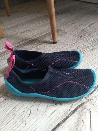 Buty buciki do wody Decathlon roz. 28-29