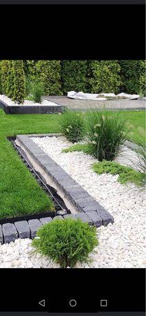 Usługi ogrodnicze A-Z zakładanie Ogrodów Trawnikow sprzątnie Ogrodzen