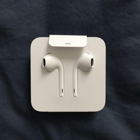 Oryginalne nowe słuchawki apple do iphon