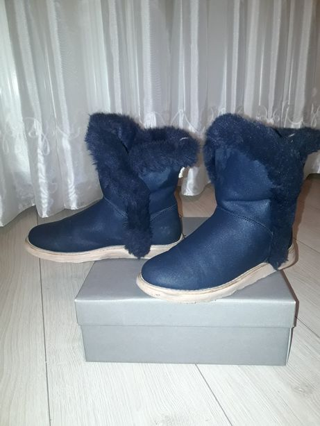 Сапожки Zara girls