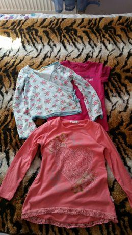 Paka ubrań Dziewczynka 122