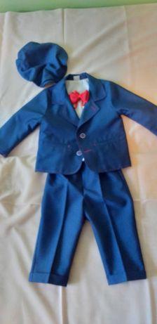 Sprzedam ubranko do chrztu dla chłopca, rozmiar 74