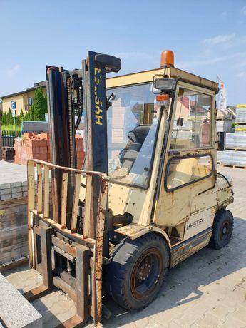 Widlak Hyster 3,2 tony, 12 000 zł/netto