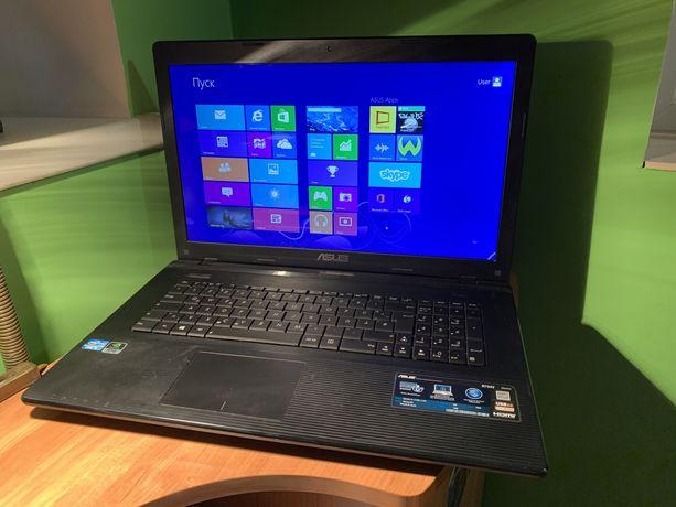 """Ноутбук Asus R704V Intel Core i3-3110M 8Gb  17,3"""" nVidia GeForce"""