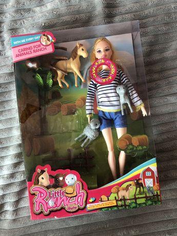 Lalka Barbie Ranczo