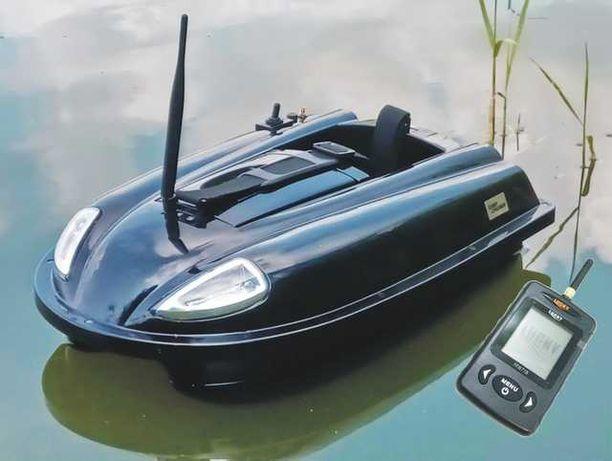 Карповый прикормочный кораблик CarpCruiser Воаt-XL-F7 с эхолотом