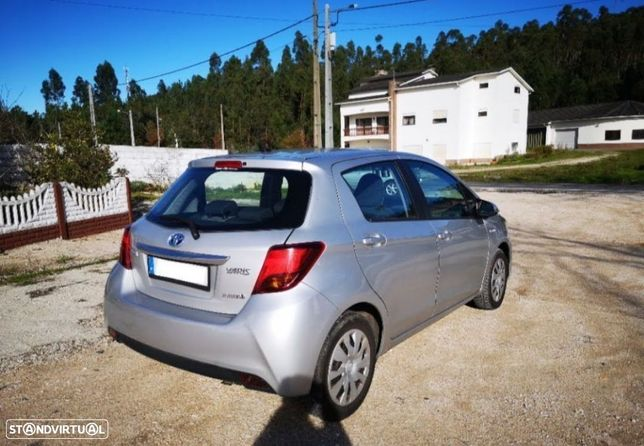 Toyota Yaris 1.5 HSD Comfort+Navi