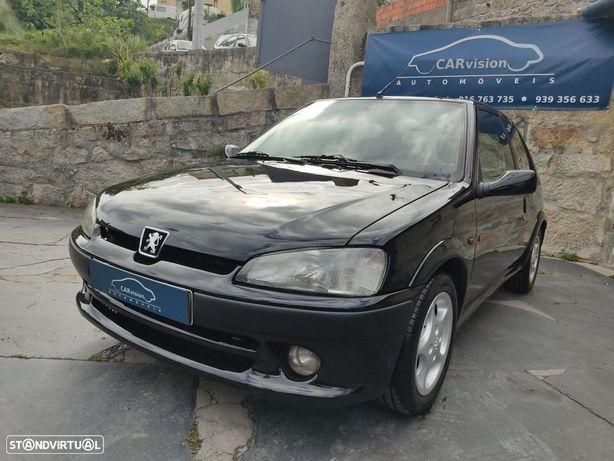 Peugeot 106 1.6 GTi
