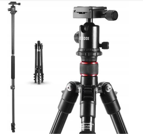 tripod monopod statyw na kamerę aparat tp-40