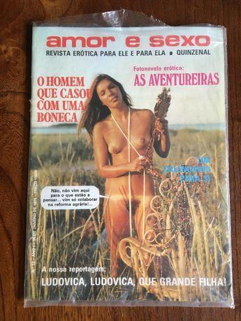 Amor e sexo - 1976