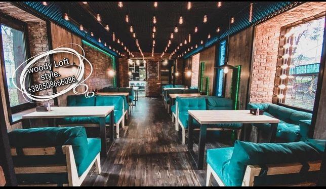 Диваны в стиле loft, мебель для баров и кальянных, Диваны,столы,шкафы,