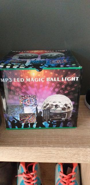 Mp3 led magic ball