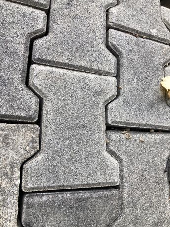 Kostka betonowa Polbruk typu puzzel