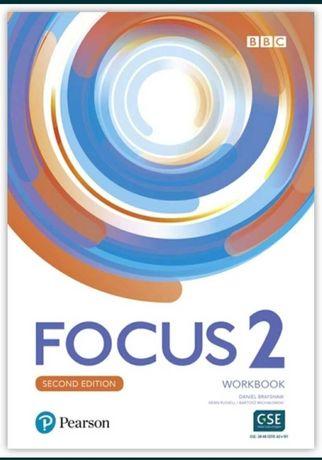 Англійська мова Focus 2 (8 клас)