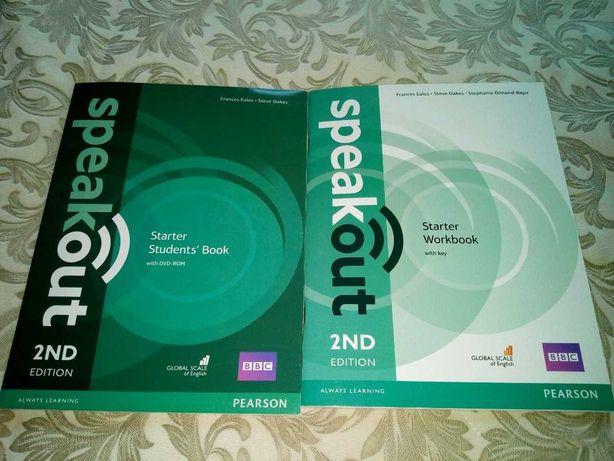 SpeakOut (2nd Edition) - Starter. Student's Book + Workbook (+CD)