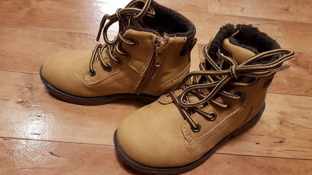 Trzewiki trapery buty zimowe rozmiar 27 Lupilu Ruda Śląska - image 1