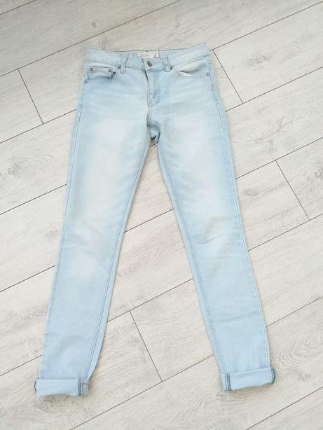 Spodnie jeansowe rozm.36