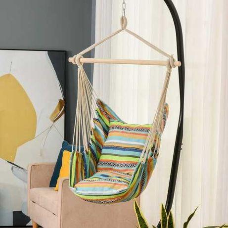 NOWY Fotel siedzisko krzesło  wiszące