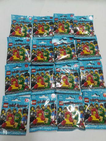 Lego Mini figuras Série 5 - Coleção Completa - Novo
