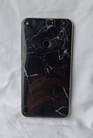 Capa print mármore, para Huawei P8 Lite 2017