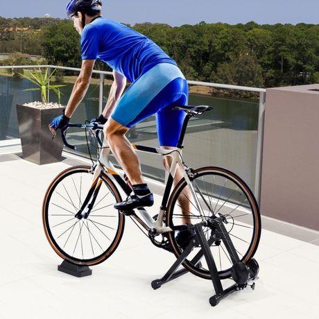MAGNETYCZNY trenażer rowerowy z 8 poziomami oporu Trenażer turbo do ro